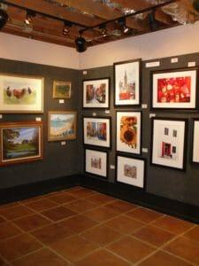new artworks gallery in old fair oaks