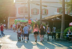 street taco festival in fair oaks village