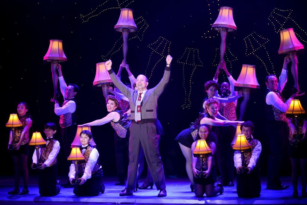 Christopher-Swan-as-The-Old-Man-and-the-company-of-A-CHRISTMAS-STORY-THE-MUSICAL-presented-by-Broadway-On-Tour-at-Memorial-Auditorium-Nov.-8-17-2019.-Photo-by-Gary-Emord-Netzley._Photo-6-1024x685
