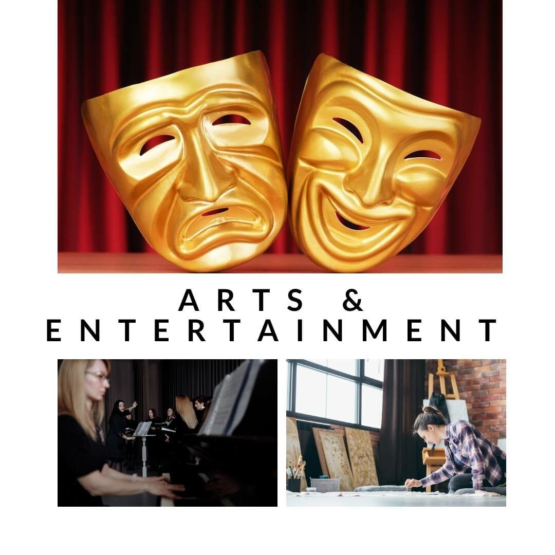Arts amd Entertainment