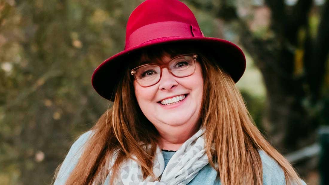 Chrysti Tovani editor of Fair Oaks Lifestyle Magazine